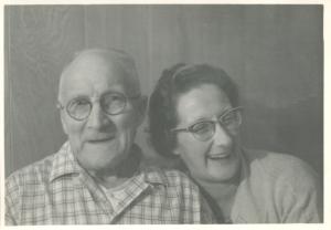 Aunty M and Grandpa Swallow