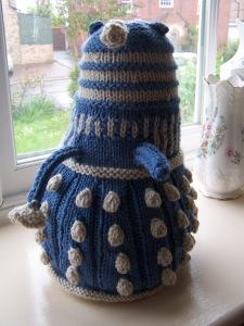 Knitted Dalek