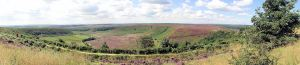 The Hole of Horcum, North Yorkshire Moors