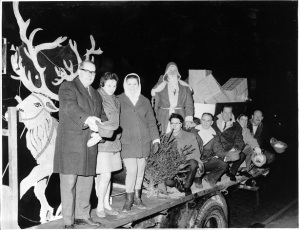 Rotary Float in 1967