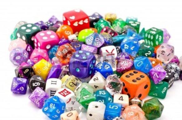 Gaming dice