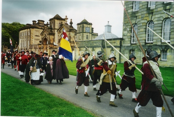 The Sealed Knot