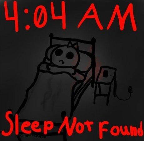 Sleep-not-found