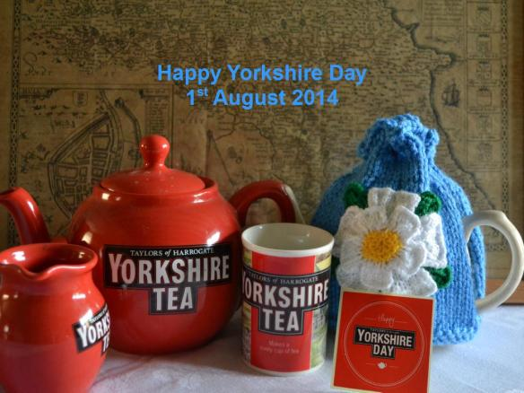 Yorkshire Day 2014